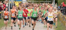 2019-08-25 Sunday 25th August 2019 Lions 5 and 10 Mile Running Races