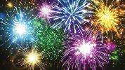 2019-11-02 Saturday 2nd November Fireworks Evening, Waldegraves 7.15pm