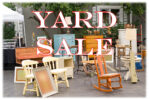 2021-08-29 Sunday 29th August – Yard Sale on Mersea Island